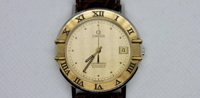 Omega Costellation Chronometer Automatic
