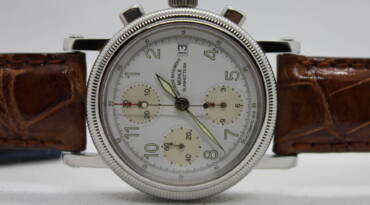 Mühle Glashütte Chronograph II